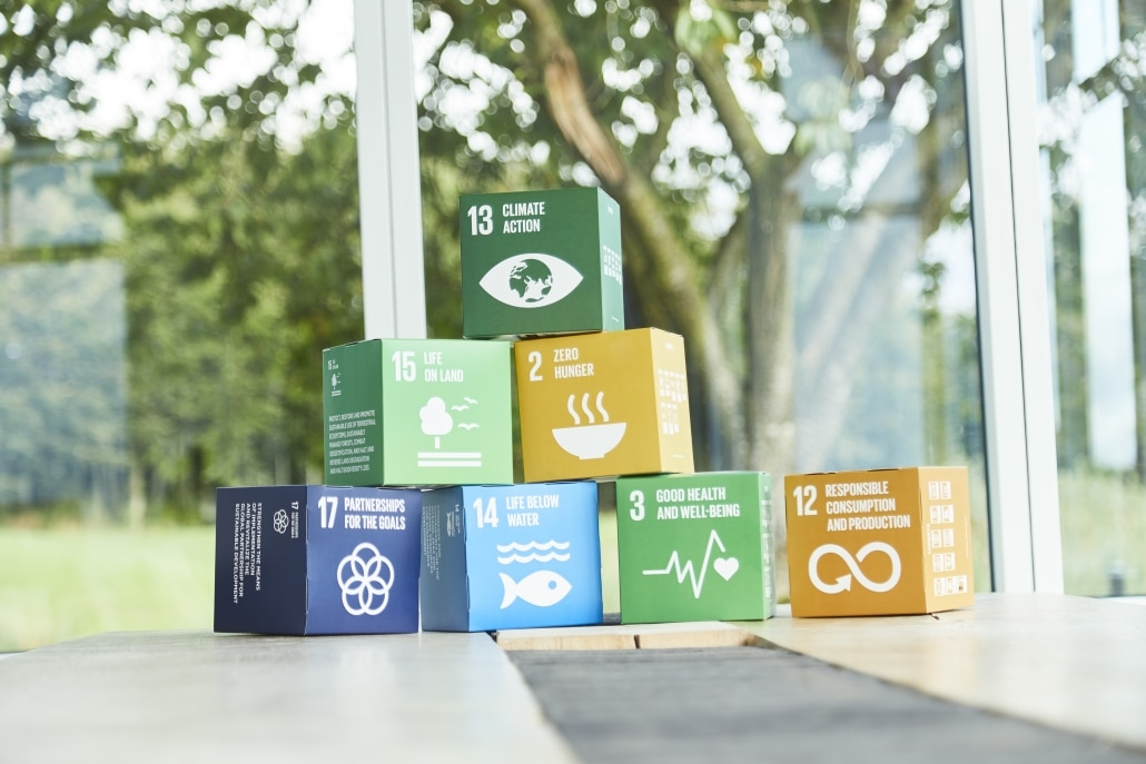 UN sustainability goals at the protein producer European Protein