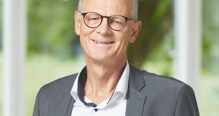 Et billede af Jan Svarre, der er bestyrelsesformand i European Protein
