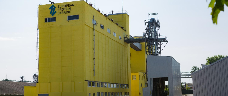 European Protein factory in Ukraine